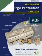 Catalog ACDC Surge Protectors - Blue series (http://shop.acdc-dcac.eu/)