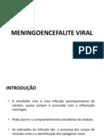 Meningoencefalite Viral