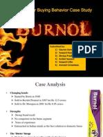 Burnol Case Study