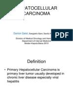 Hepatocellular CA(Nop 2010)