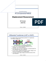 Displacement Measurement