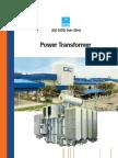 AMSGB Power Transformer Brochure (Final 27.05.2010)[1]