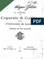 A.Steward - Copernic & Galilée