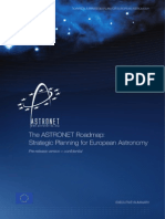 Astronet Strategic Plan