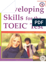 Ebook Developing Skill For The TOEIC Test