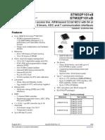 STM32F101x8_Microcontroller