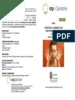 DÍPTICO AUTISMO 2012-13