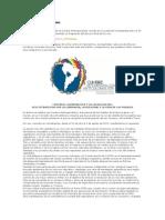 Seis Estrategias de Lucha Antiimperialista, Cochabamba