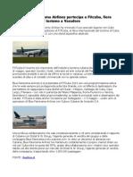 Blue Panorama Airlines partecipa a Fitcuba, fiera internazionale del turismo