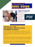 Ethanol Retailer Guide
