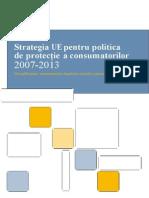 Strategia CE protectia consumatorilor.doc