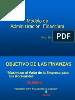 Modelo Adm Financiera