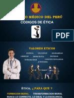 Colegio de Medicos - Codigos Peru