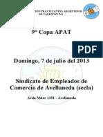 reglamento9nacopaApat2013