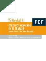 derechos humanos en el trabajo