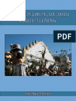 Las Fiestas Con _Rama_ en Gran Canaria