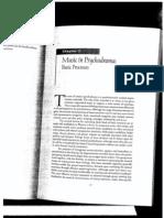 Moreno - Music and Psychodrama Chapters 3-5, 7, 8, 10