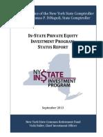 Instate Report2013
