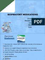 Respiratory Presentation