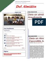 Imprimir - El Blog Del Almidón_ Dieta sin almidón y Espondilitis Anquilosante