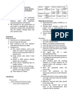 Chapter 14 – Routine and Point of Care Testing in Hematology