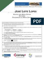 Jose Leite Lopes