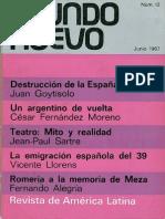 Mundo Nuevo 12 (1967)