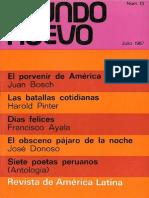 Mundo Nuevo 13 (1967)