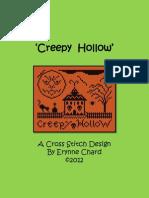 Creepy Hollow by Erynne Chard