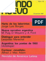 Mundo Nuevo 18 (1967)