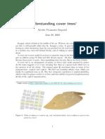 Understanding Cover Trees