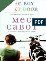 Boy Next Door - Meg Cabot