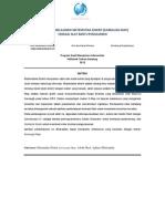 Jurnal Pa Apliaksi Pembelajaran Matematika Diskrit (Karnaugh Map) Sebagai Alat Bantu Pengajaran