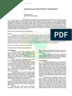 Diagnosis Dan Penatalaksanaan Otitis Media Tuberkulosis
