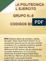 codigosbios-110414195938-phpapp01