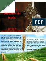 No Hay Cristiano Sin Jesus