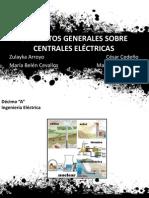 Conceptos Generales Sobre Centrales Electricas