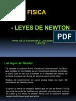 Leyes de Newton Hechas Por Luis