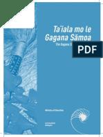 The Gagana Samoa Guidelines