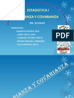 Covavianaza y Variaza