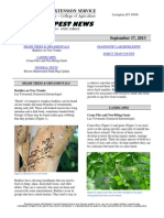 Kentucky Pest News, September 17, 2013
