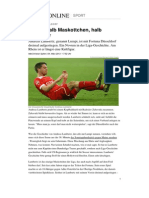 Duesseldorf Fortuna Lambertz Lumpi