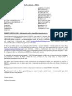 DIREITO PENAL IIII - Notas e informações