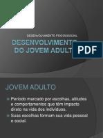 Desenvolvimento Do Jovem Adulto