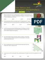 Titan Arithmetic Sub Junior Chamionship_3