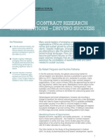 Emerging Contract Research Organizations – Driving Success