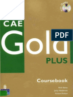 CAE Gold Plus - Coursebook