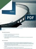 Plan Programa ETECOM 2013