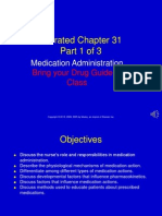 2013 Med Admin and Non_Parenteral Meds Study Guide Part 1