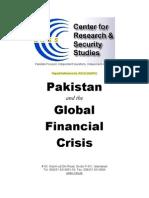 Pakistan and Global Financial Crisis